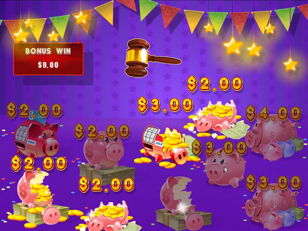 Piggy Party - Quixant 28 Pin