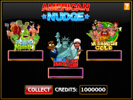 American Nudge Game Board Only