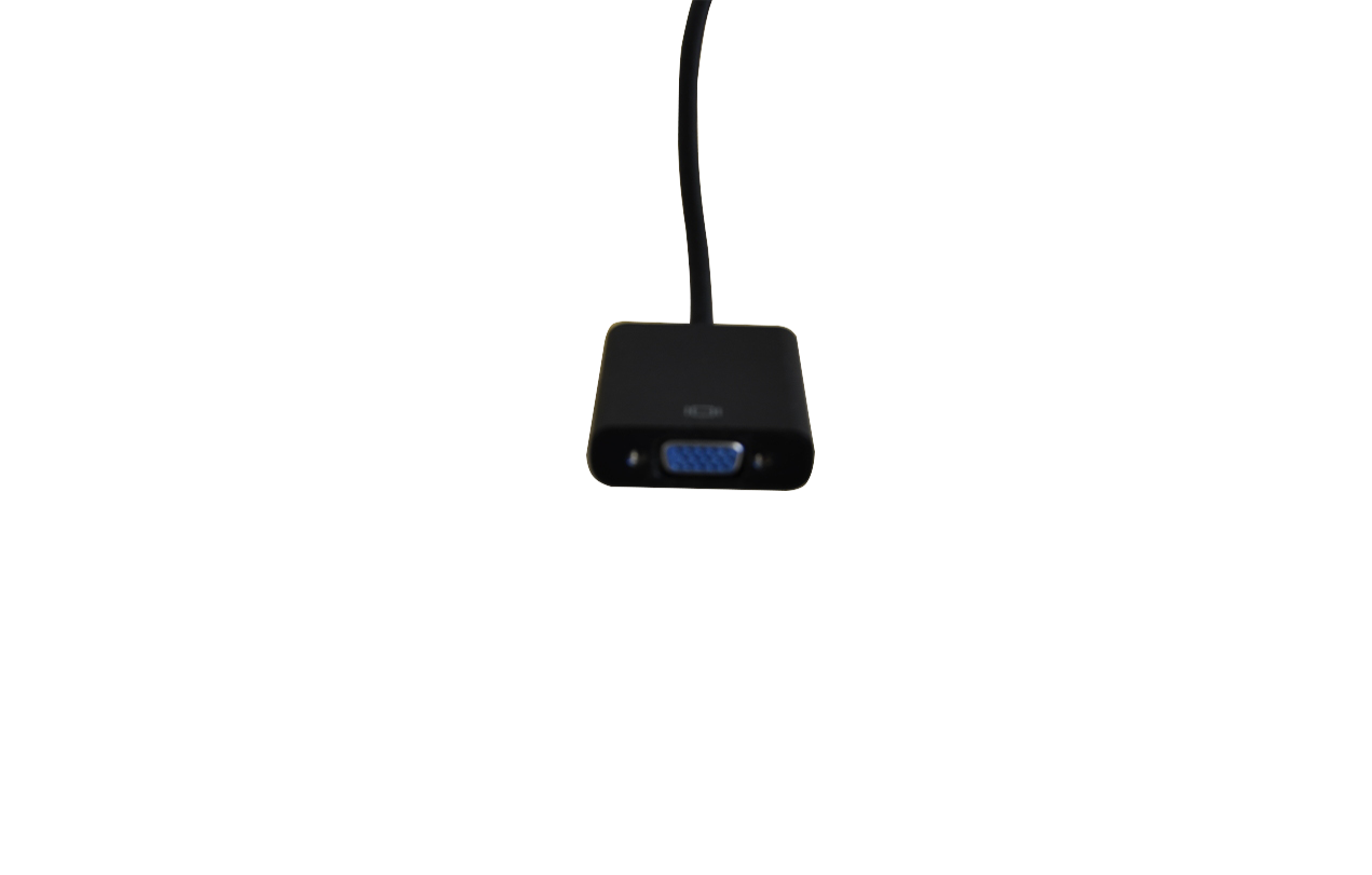DisplayPort-to-VGA Adapter -