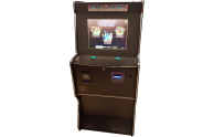 Skill Games Machine Cabinet 19 With Game